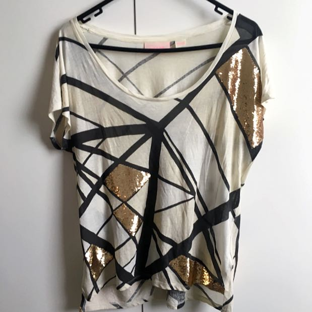 Sass And Bide T-shirt