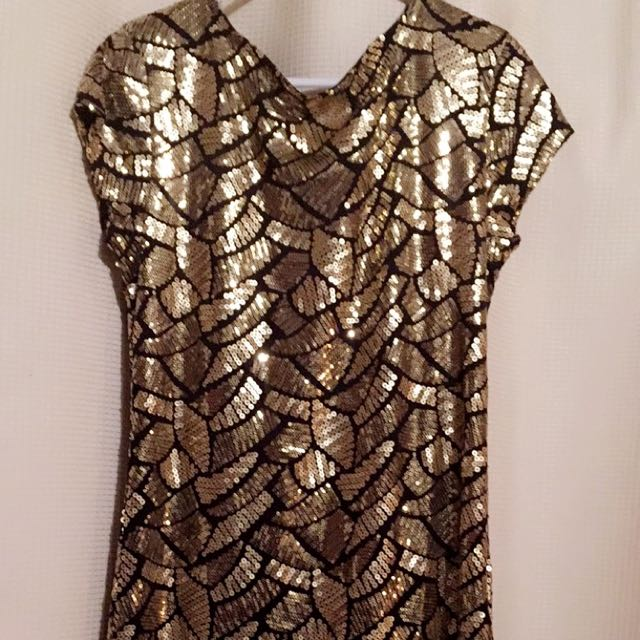 Sass Dress Size 12