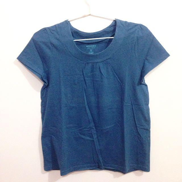 Sonoma Blue Shirt
