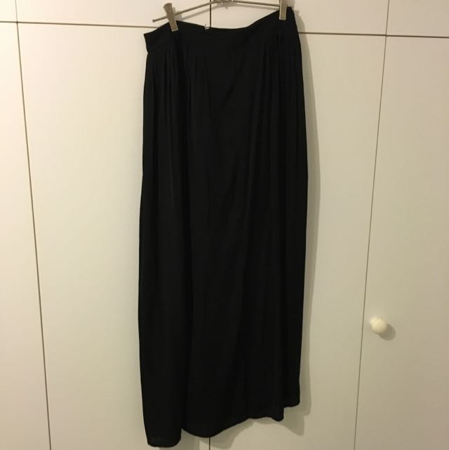 Sports girl Maxi Skirt With Split