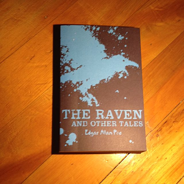 The Raven And Other Takes By Edgar Allan Poe