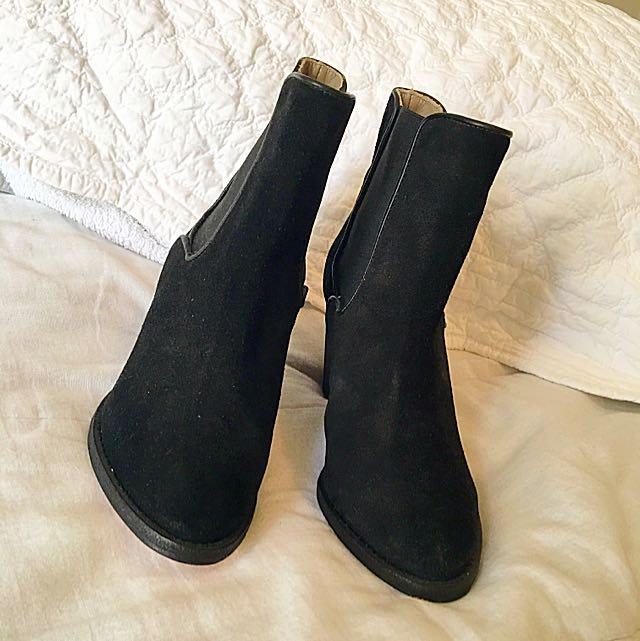 Zimmermann Ankle Boots Retail At $495. Sz 37