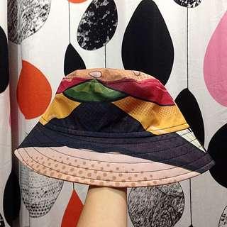 Burger Bucket Hat