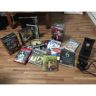 PS3 & PS2 Games and Accessories
