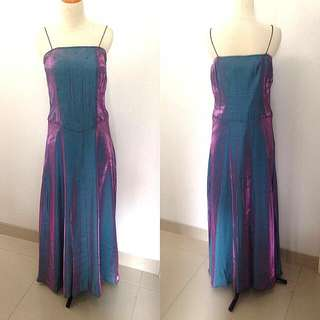 Gown BIG SIZE Bunglon