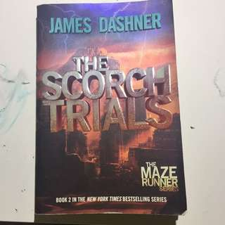 The Scorch Trials by