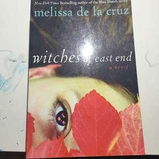 Witches of the east end by Melissa de la cruz