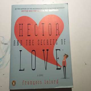 Hector and the secret of love by françois lelord