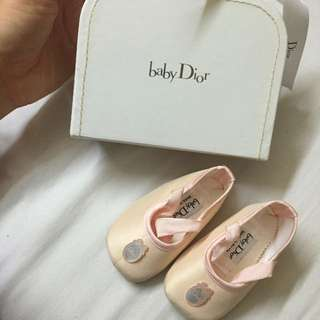 Dior Baby Shoes