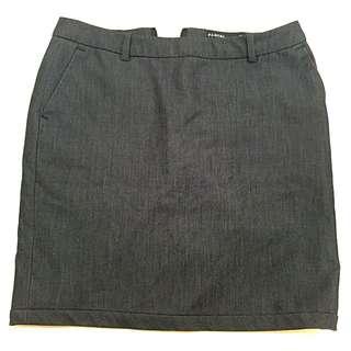 Branded Office Skirt Size 6