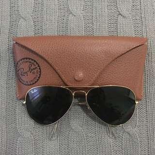 """Rayban """"Aviator"""" Sunglasses"""
