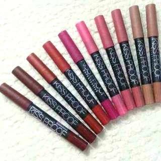 Lipstick Kissproof