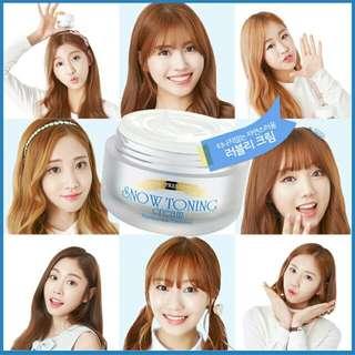 Secret key Snow Toning Cream (The Premium)