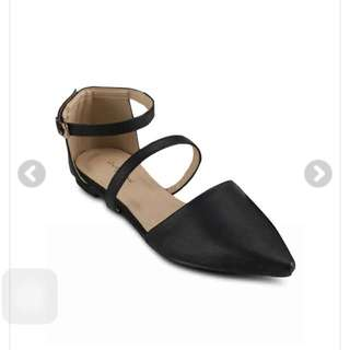 Pointed Flats W Band By Something Borrowed