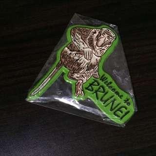 Brunei Fridge Magnet