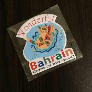 Fridge Magnet Bahrain