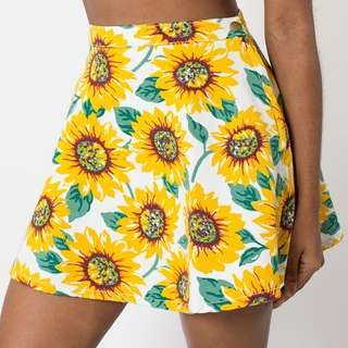 Sunflower Skirt