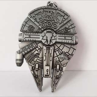 [Curator's Recommendation] Millennium Falcon YT-1300 Starship Star Wars Keychain