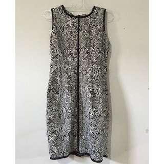 Etoile Delfas Dress Size M