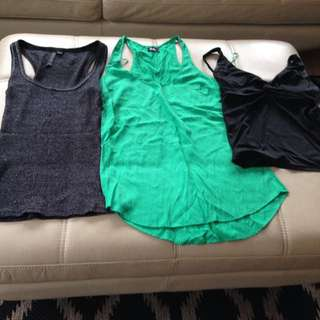 Size Small 3 Tops Bundle