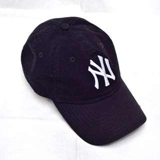 New Era Yankees Navy Baseball Cap