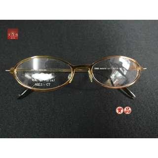 二手展示眼鏡當鏡框賣只要100元編號05,寄送加65運費
