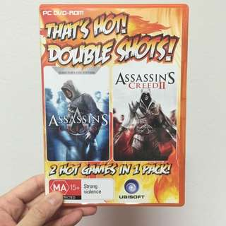Assassin's Creed  2 In 1 pack