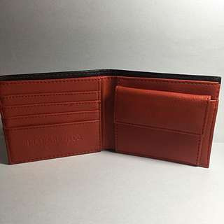 Pull&Bear Wallet For Him Two Tones