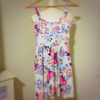 Topshop Summer Dress