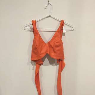 Ava Crop Top. Size 6.