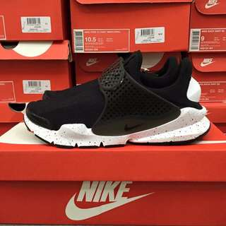 Nike Sock Dart SE 潑墨黑