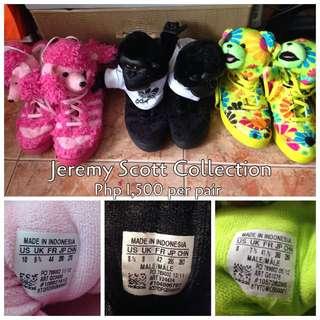 Brand New Original Adidas Jeremy Scott Collection