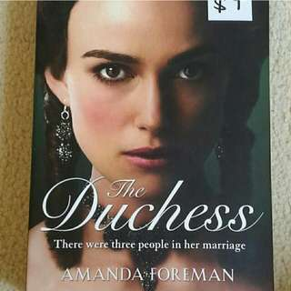 The Duchess by Amanda Forman