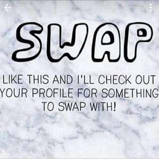 Swaps 💕
