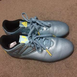 Adidas Messi 15.3 Junior Football Boots As New