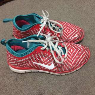 Nike Free 5.0 TR Fit 4 Trainers