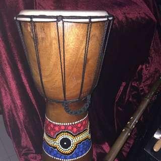 小型非洲鼓