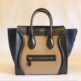 938487fff88f Celine Luggage Tote Mini