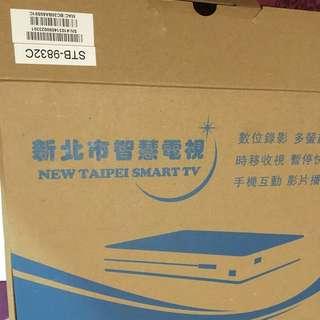 🚚 新北市智慧電視盒