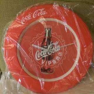 可口可樂VIP時鐘
