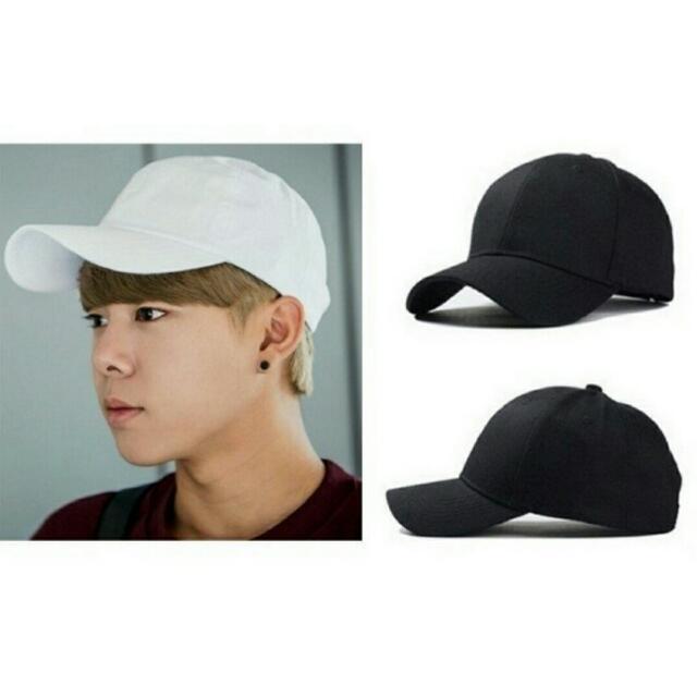 暫售))全新白色老帽*2