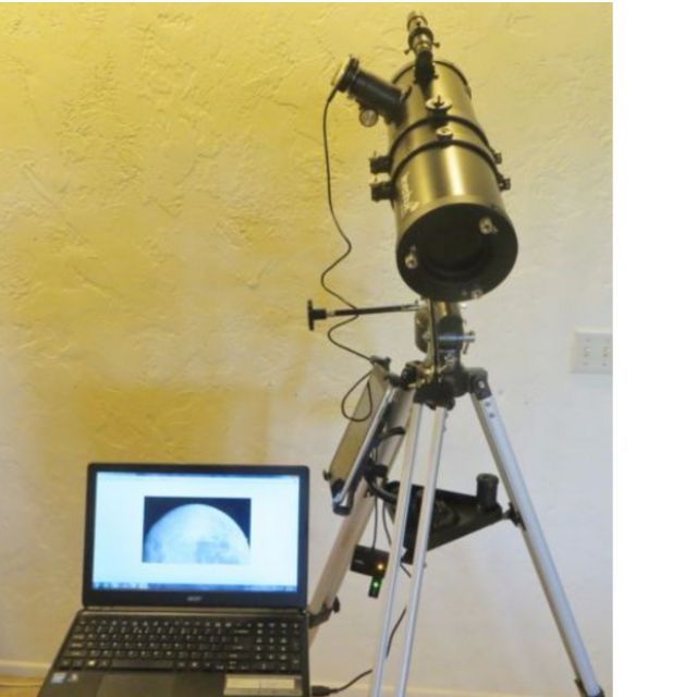 4.5inch Reflector & Camera Astrophotography Bundle set