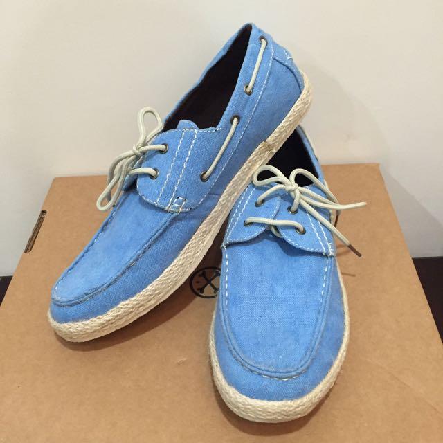 編織底 帆布鞋