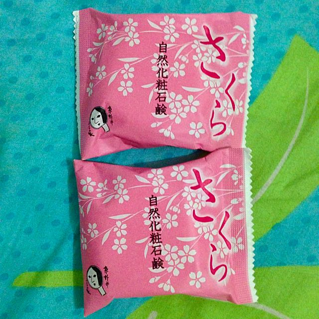 京都藝妓 yojiya 洗面皂 櫻花🌸香味