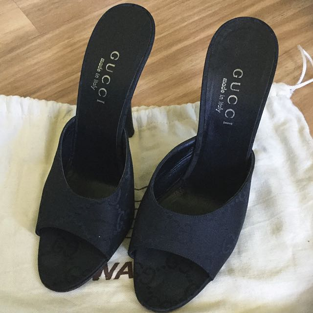 Authentic Gucci Heels