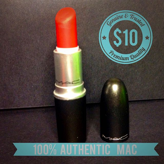 PENDING: Authentic MAC Matte lipstick