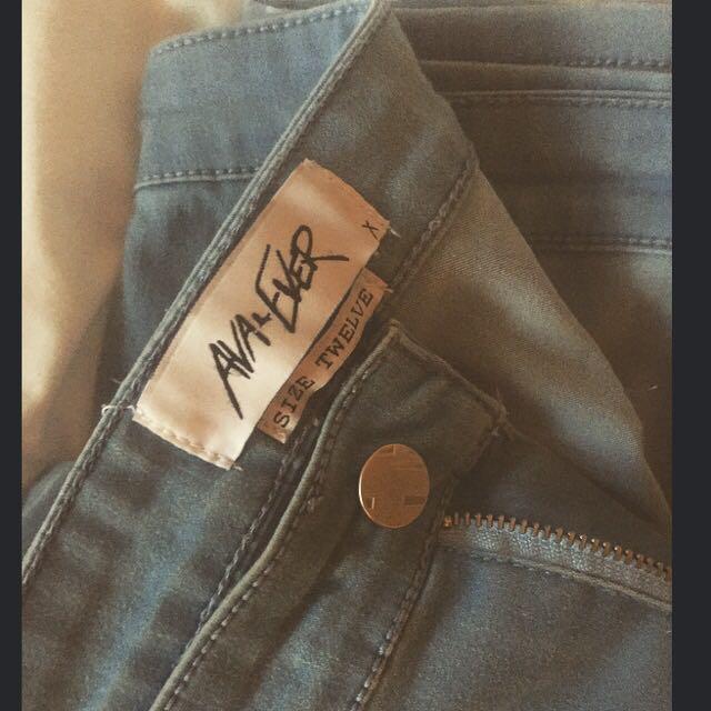 Ava+Eva Skinny Jeans