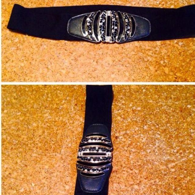 Belt High Waist