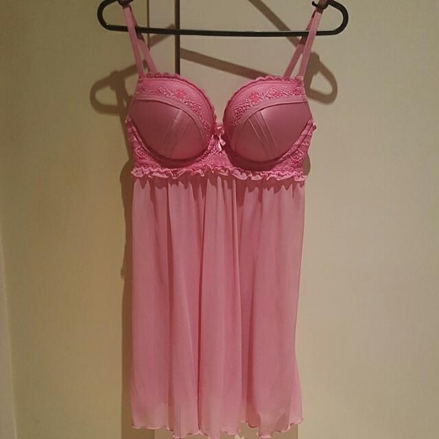 BnT Dusty Pink Garment