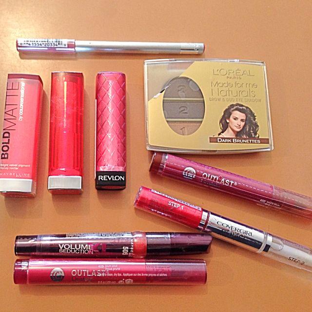 Brand New All Sealed Make Up